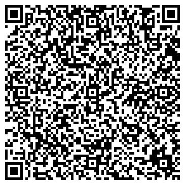 QR-код с контактной информацией организации Салон красоты DIVA