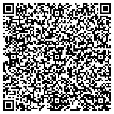 QR-код с контактной информацией организации салон красоты Персона стиль