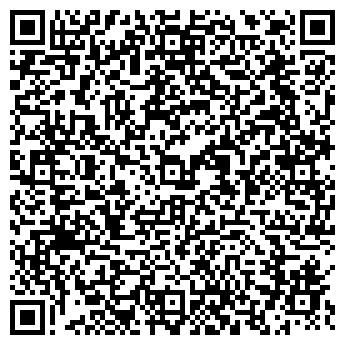 QR-код с контактной информацией организации Фитнес клуб ЛЕДИ