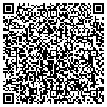 QR-код с контактной информацией организации салон «Аленушка»