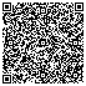 QR-код с контактной информацией организации Салон красоты Новель, ЧП
