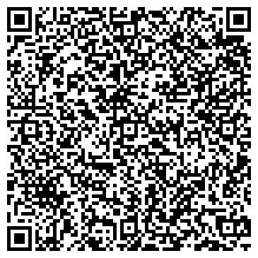 QR-код с контактной информацией организации Эксония, салон красоты