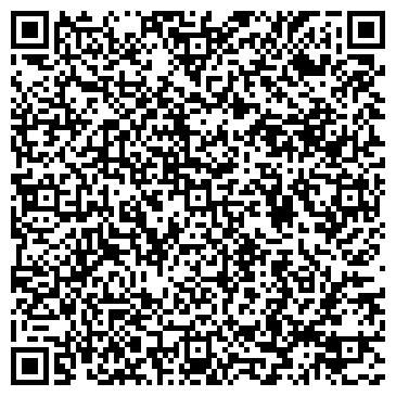 QR-код с контактной информацией организации Треш Парикмахерская, ЧП
