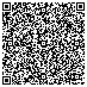 QR-код с контактной информацией организации AtHome Beauty, салон красоты