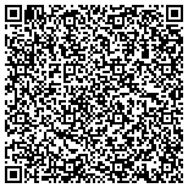 QR-код с контактной информацией организации Салон красоты Фантики, ООО