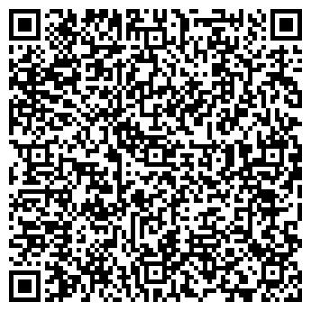 QR-код с контактной информацией организации Салон красоты Ника, ЧП
