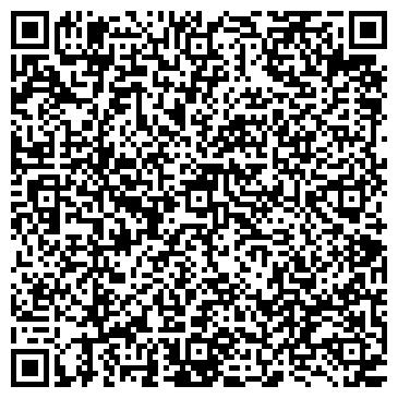 QR-код с контактной информацией организации Салон красоты Levkovska, ЧП