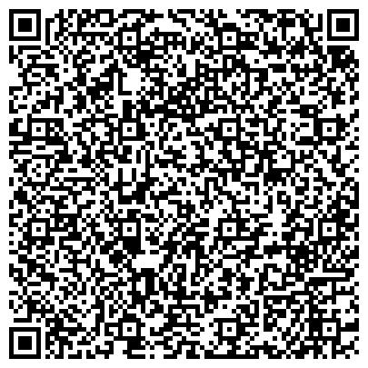 QR-код с контактной информацией организации Косметический салон Адель, СПД