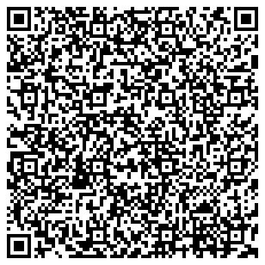 QR-код с контактной информацией организации Персик Салон красоты, ООО