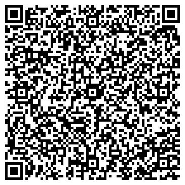 QR-код с контактной информацией организации Салон красоты ля Флер, ЧП