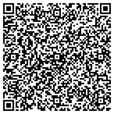 QR-код с контактной информацией организации Alessandro, Салон красоты