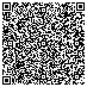 QR-код с контактной информацией организации Визаж, макияж, наращивание ресниц, ЧП