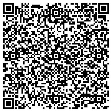 QR-код с контактной информацией организации Студия Красоты Gloria Mandi, ООО