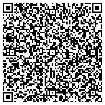 QR-код с контактной информацией организации Салон красоты Глазурь, ООО