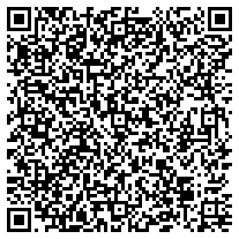 QR-код с контактной информацией организации Студия красоты Аура, ЧП