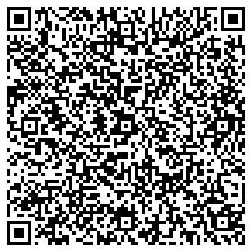 QR-код с контактной информацией организации КУРАЖ (салон красоты), ЧП