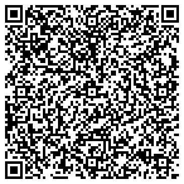 QR-код с контактной информацией организации Корона Салон красоты и здоровья, ООО
