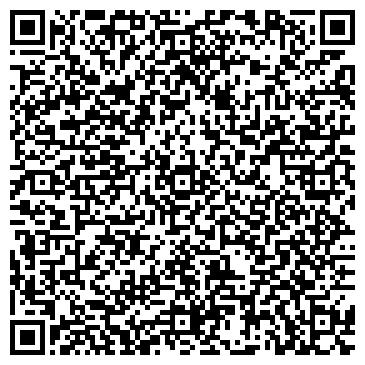 QR-код с контактной информацией организации Леди, парикмахерская, ЧП