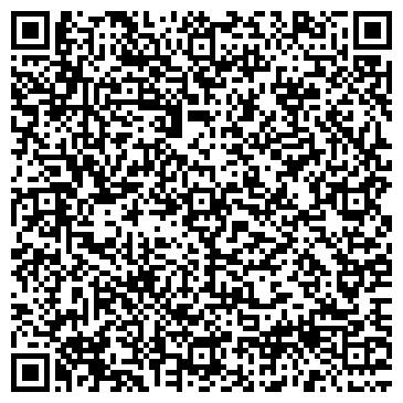 QR-код с контактной информацией организации Салон красоты Гламур, ЧП