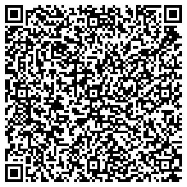 QR-код с контактной информацией организации Салон красоты Мишель, СПД