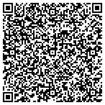 QR-код с контактной информацией организации Вуаля парикмахерская-салон,ЧП