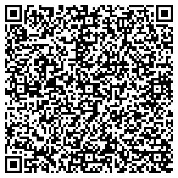 QR-код с контактной информацией организации Бьюти клуб (BeautyClub),ЧП