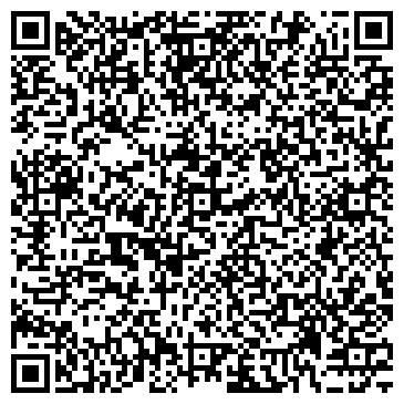 QR-код с контактной информацией организации Салон красоты Золотая рыбка, ЧП