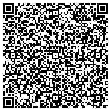 QR-код с контактной информацией организации АДЕЛЛА (салон красоты), ООО