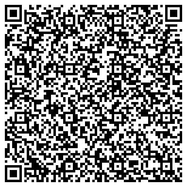 """QR-код с контактной информацией организации Салон-парикмахерская """"Академия красоты"""",ЧП"""