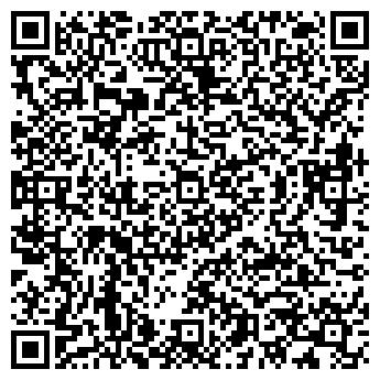 QR-код с контактной информацией организации Модный свет, ЧП