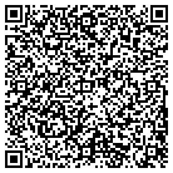 QR-код с контактной информацией организации Ресничка+, ООО