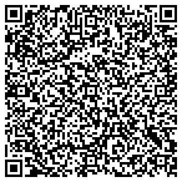 QR-код с контактной информацией организации Мерлин, салон красоты