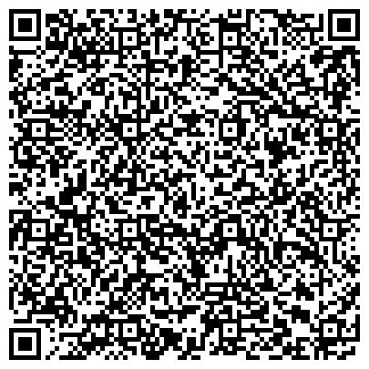 QR-код с контактной информацией организации Парфюмерно-косметическая фабрика Эффект, АО
