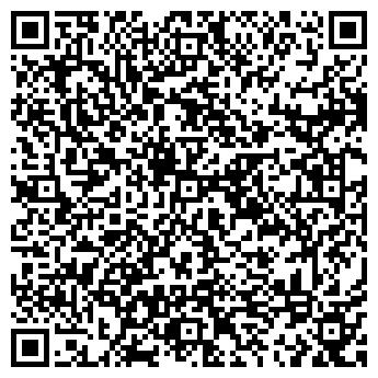 QR-код с контактной информацией организации Салон-студия Ноготок, ЧП
