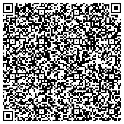 QR-код с контактной информацией организации Школа эстетической медицины и косметологии Beauty International School