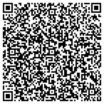 QR-код с контактной информацией организации Студия красоты 5+5