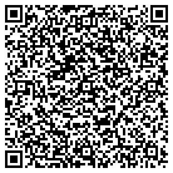 QR-код с контактной информацией организации GANESHA CLUB