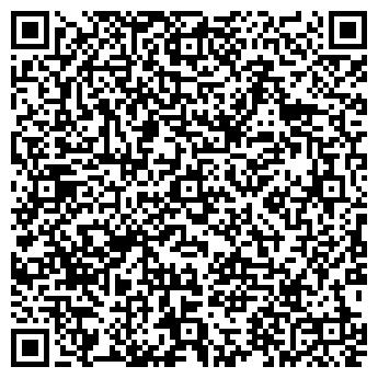 QR-код с контактной информацией организации ФЛП Иванов
