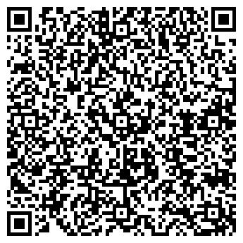 QR-код с контактной информацией организации CathyLashes