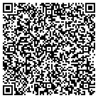 QR-код с контактной информацией организации ЧП «Ресничка»