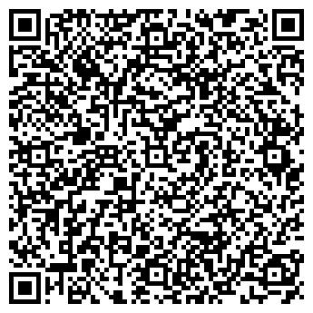 QR-код с контактной информацией организации Далида, ИП