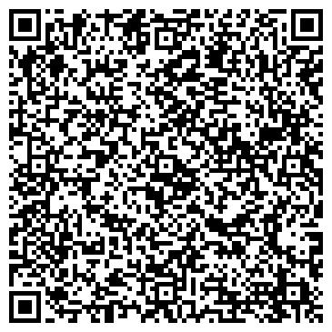 QR-код с контактной информацией организации Салон красоты День и Ночь, ИП