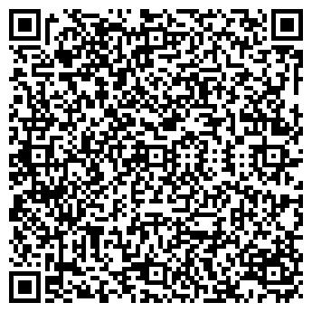 QR-код с контактной информацией организации Хикари, ИП