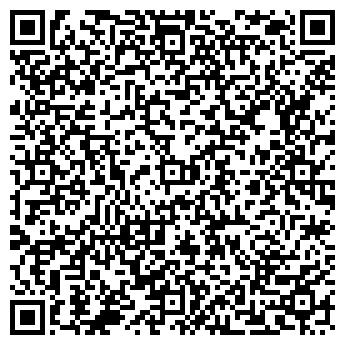 QR-код с контактной информацией организации Салон красоты Айна, ИП