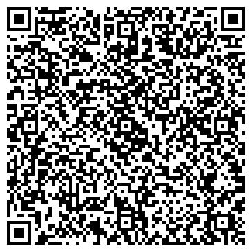 QR-код с контактной информацией организации Салон красоты Kuze (Кузе), ИП