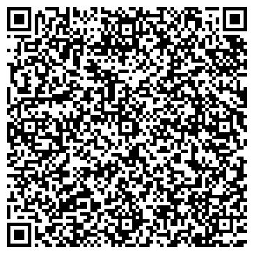 QR-код с контактной информацией организации Виктория, салон красоты