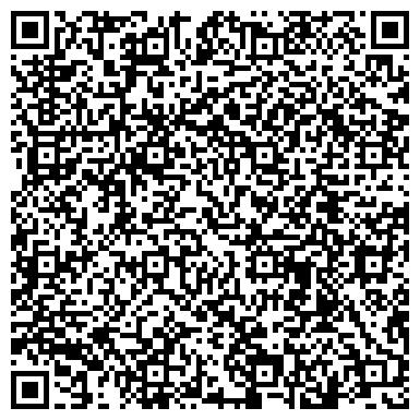 QR-код с контактной информацией организации Салон красоты GLAM FASHION, ИП
