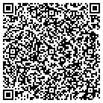 QR-код с контактной информацией организации Популярный, ИП