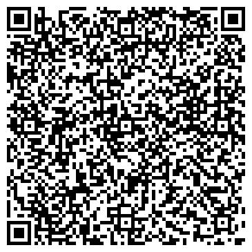 QR-код с контактной информацией организации Borte (Борте, салон красоты ), ИП