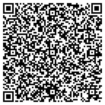 QR-код с контактной информацией организации Салон красоты Анаэль, ИП